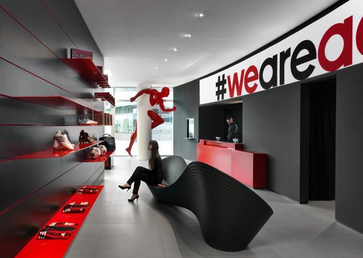 Головной офис знаменитого футбольного клуба Milan
