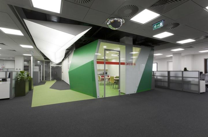 Офис Castrol от za bor Architects, Москва, Россия