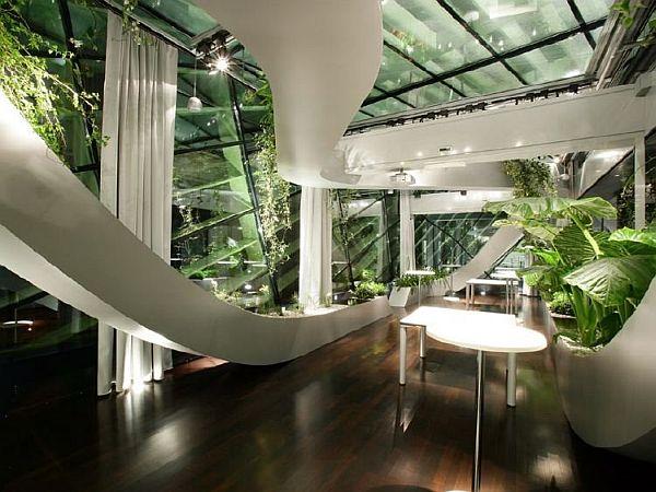 Дизайн лучших офисов: Словенская Торгово-Промышленная Палата - фото 2