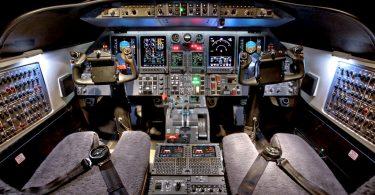 Частный самолет «Bombardier Learjet 40 XR» премиум-класса