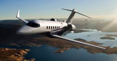 Частный самолёт бизнес-класса Learjet 85 от компании Bombardier