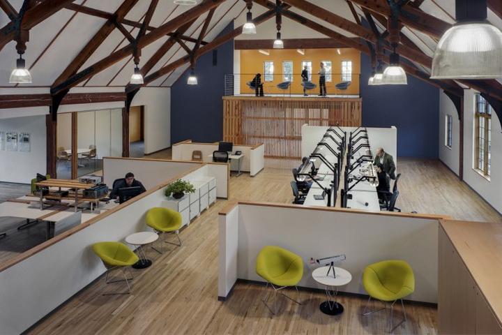 Штаб-квартиры CID Bio-Science от ZGF Architects, Камас, США