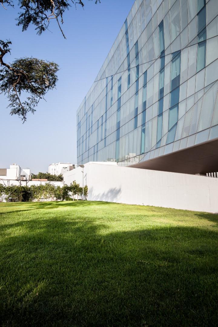 Фасад здания клиники Delgado