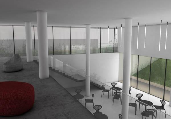 Дизайн национальной библиотеки