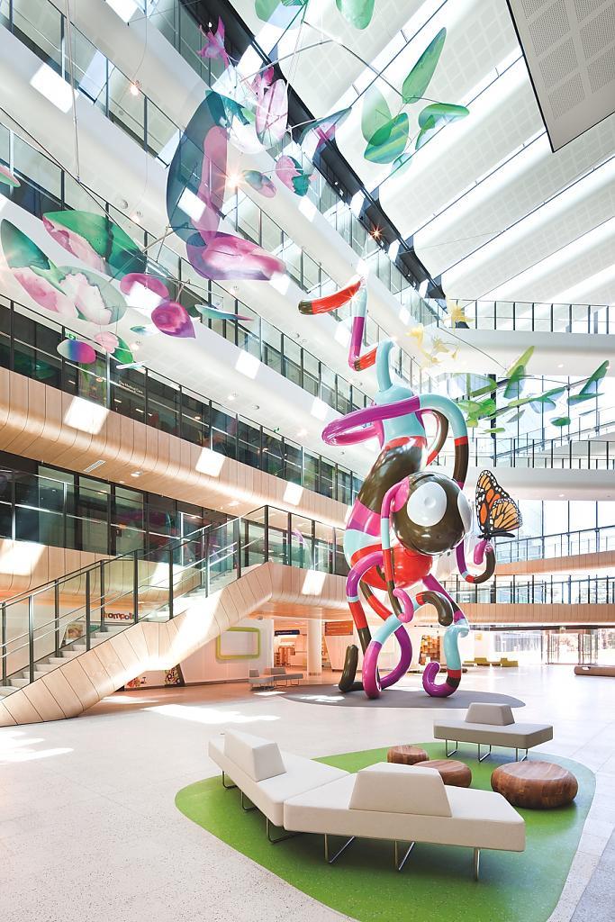 Королевская детская больница The Royal Children's Hospital