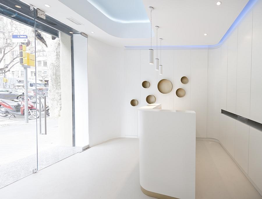 Ресепшен соматологии в Барселоне