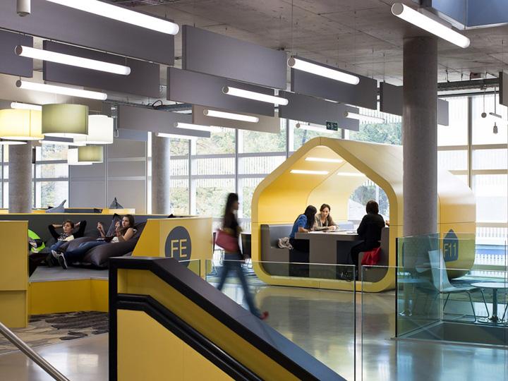 Учебный центр Coventry University, Ковентри, Англия
