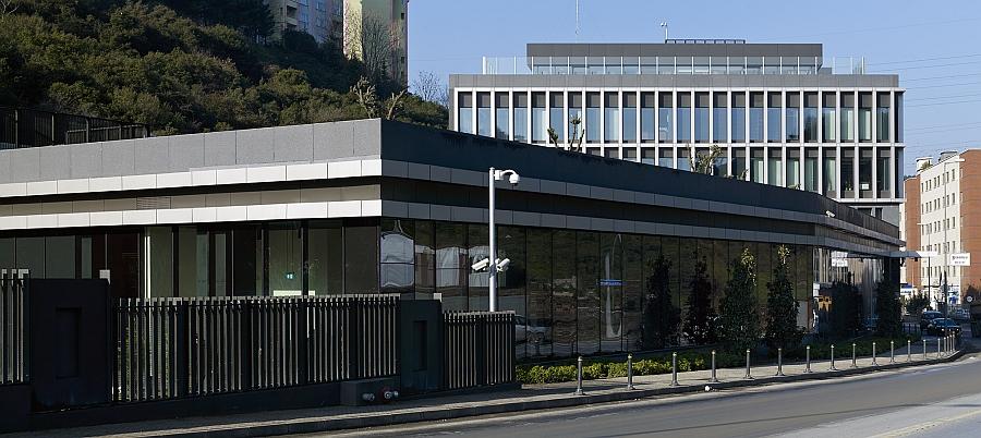 Офис в Турции