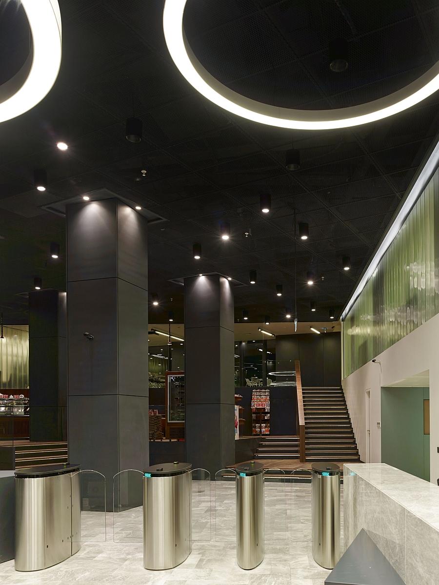 Дизайн интерьера офиса в Турции