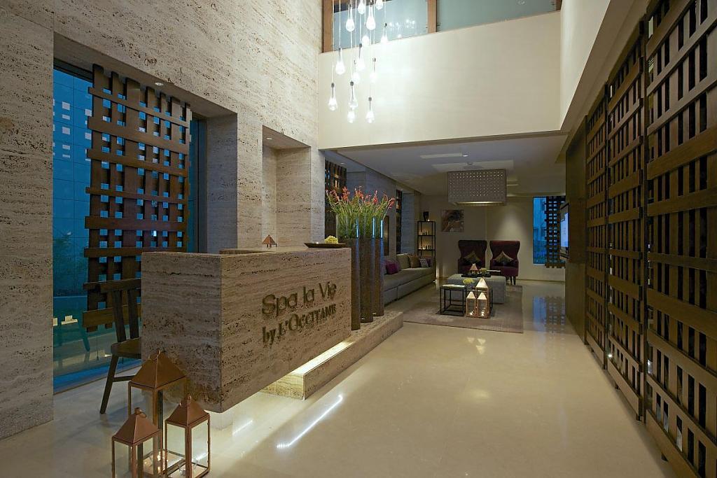 Спа-центр Day Spa в Южном Мумбаи по проекту студии KdnD studio LLP