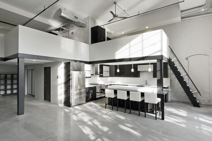 Котельное отделение Delin от Stack + Co., Pawtucket - Род-Айленд