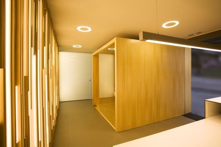 Роскошный интерьер стоматологической клиники Gemma Pons, Maite Prats, Испания