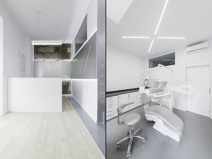 Дизайн интерьера операционной зоны стоматологической клиники