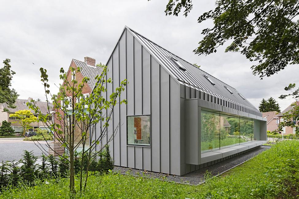 Дизайн проект клиники в Нидерландах