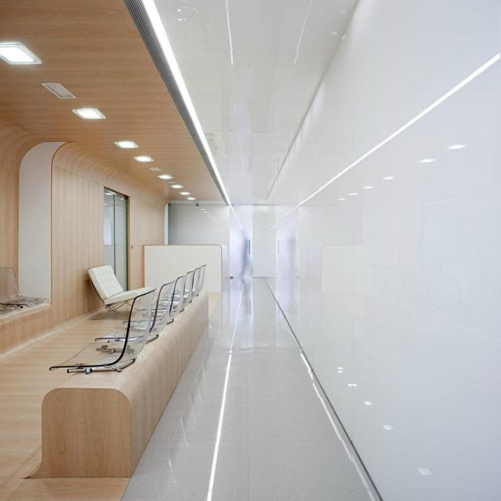 Стоматологический кабинет на Estudio Arquitectura Hago, Малага, Испания