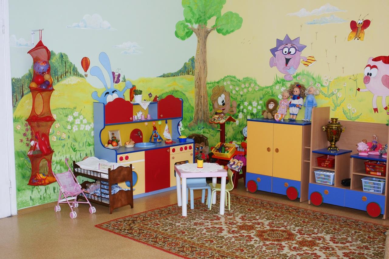 Картинки спальню в детском саду своими руками