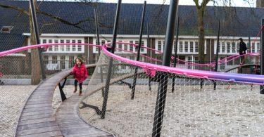 Детская площадка для малышей в Амстердаме