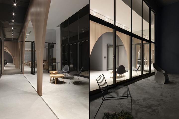 Дизайн интерьера современного офиса от J.C. Architecture - фото 7