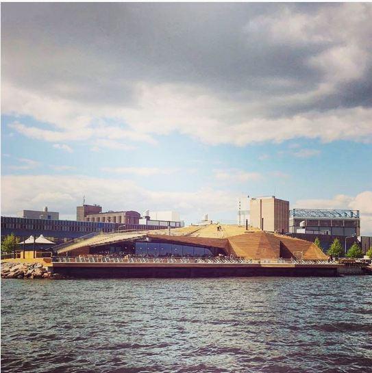 Дизайн финской сауны: силуэт постройки