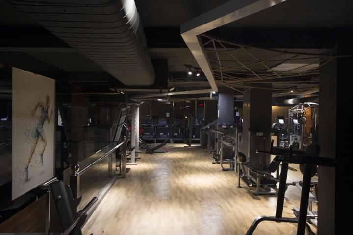 Дизайн фитнес клуба: оснащение зала