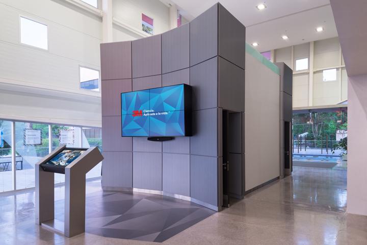 Стильный дизайн инновационного центра