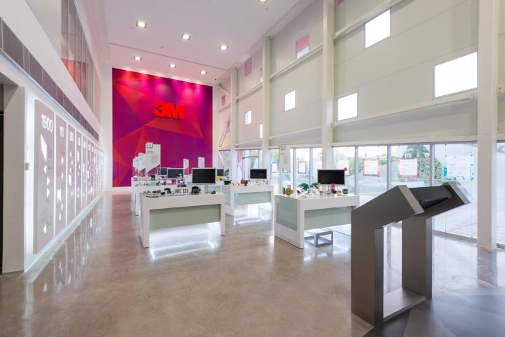 Дизайн инновационного центра: рабочее пространство