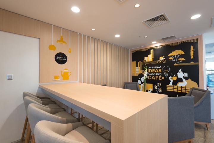 Дизайн инновационного центра: комфорт и уют