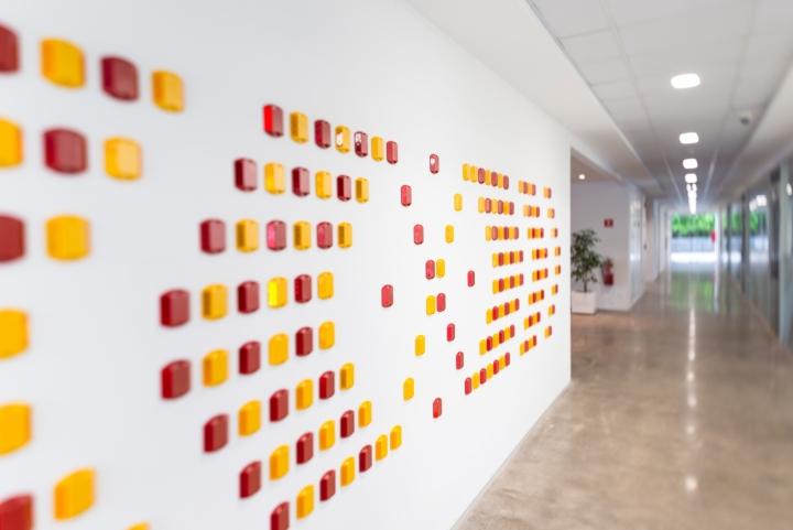 Дизайн инновационного центра от Siente Cinco