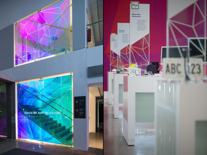 Дизайн инновационного центра: экраны