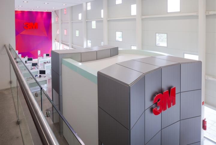Дизайн инновационного центра: обширная территория