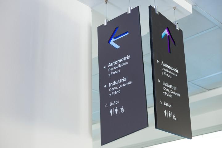 Дизайн инновационного центра: указатели
