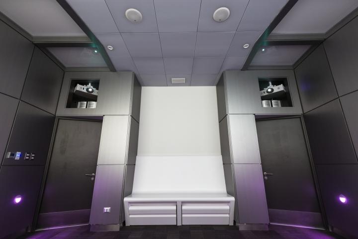 Дизайн инновационного центра: технологичные помещения
