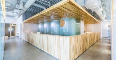 Дизайн интерьера клиники в Канаде