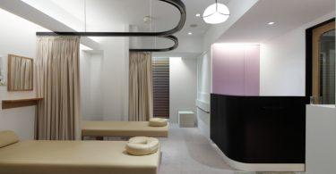 Дизайн интерьера клиники Karugazaka