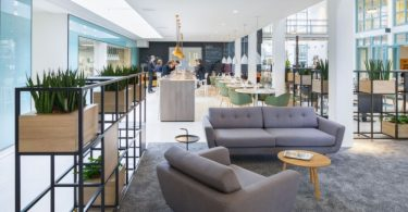Дизайн интерьера кулинарной школы ROC Mondriaan