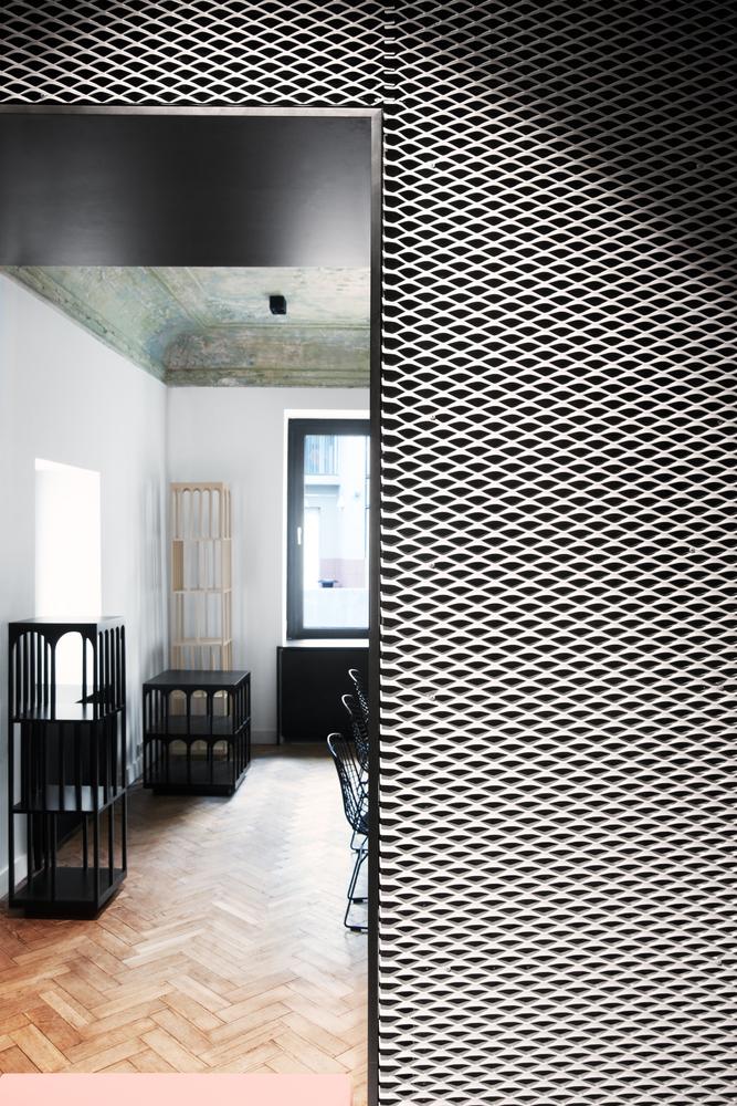 Оформление дизайна стены - Фото 1