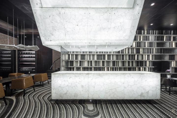 Дизайн интерьера музея камня