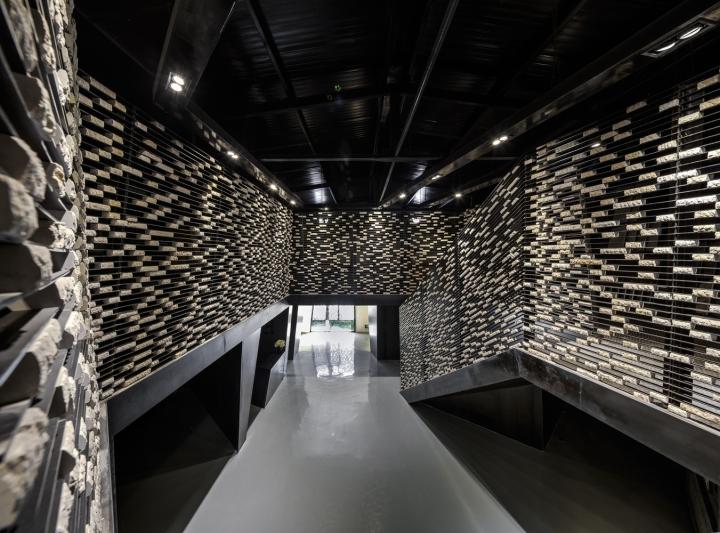 Дизайн интерьера музея камня - фото 1