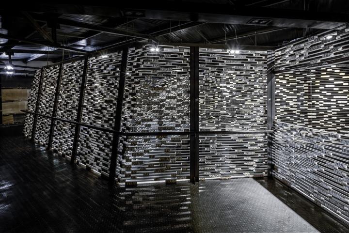 Дизайн интерьера музея камня - фото 2