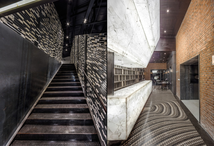 Дизайн интерьера музея камня - фото 3