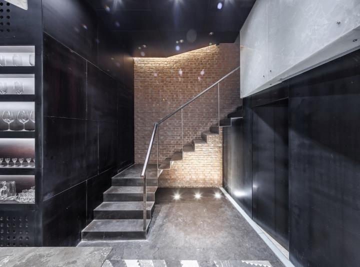 Дизайн интерьера музея камня - фото 5