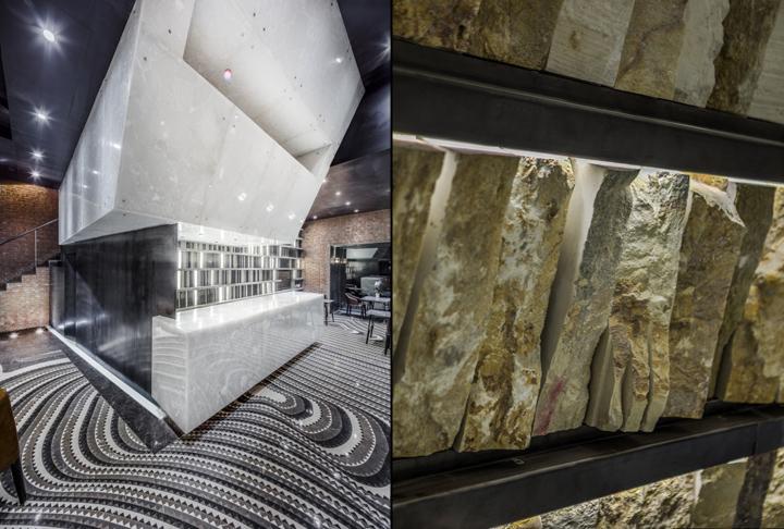 Дизайн интерьера музея камня - фото 7
