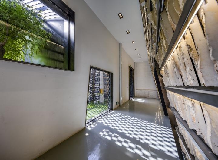 Дизайн интерьера музея камня - фото 9