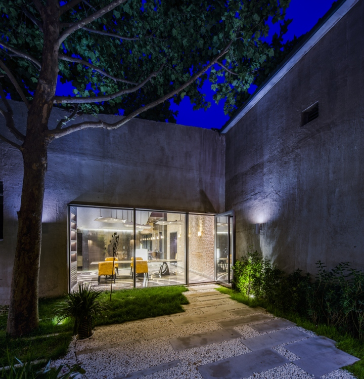 Дизайн интерьера музея камня - фото 11