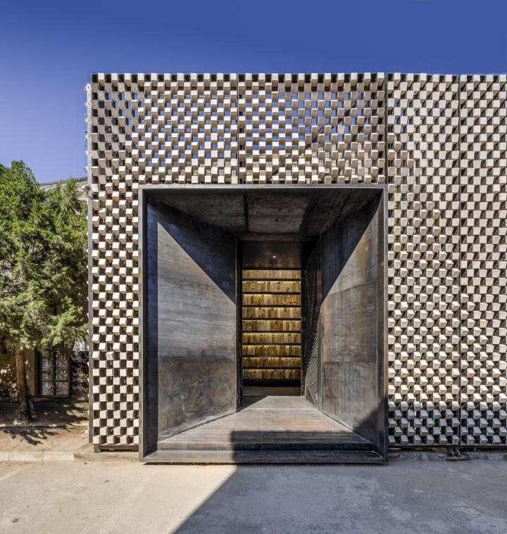 Дизайн интерьера музея камня - фото 12