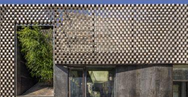 Дизайн интерьера музея Yingliang