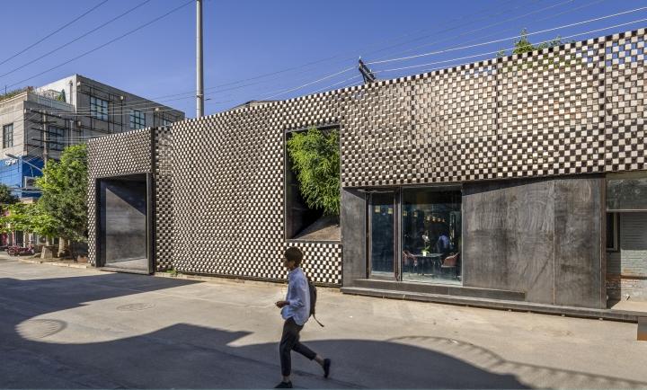 Дизайн интерьера музея камня - фото 14