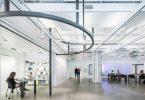 Дизайн интерьера музея в США