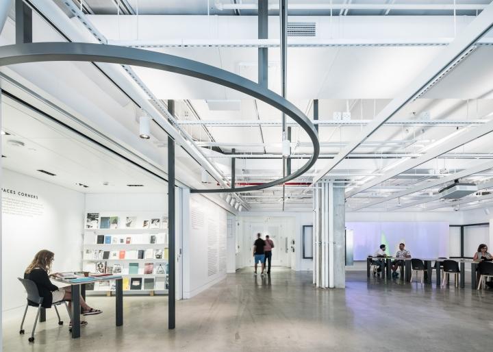 Дизайн интерьера музея: открытые пространства