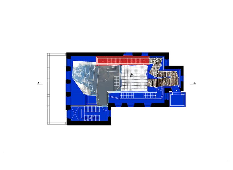 Музей Апоксиомена – Планировка 4